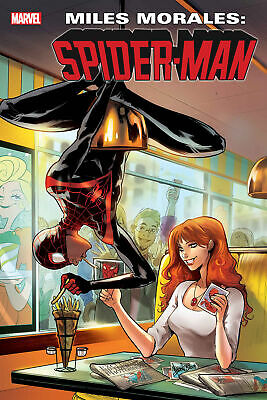 Miles Morales: Spider-Man #11 Mike Andolfo Mary Jane Variant Cover - Marvel/2019