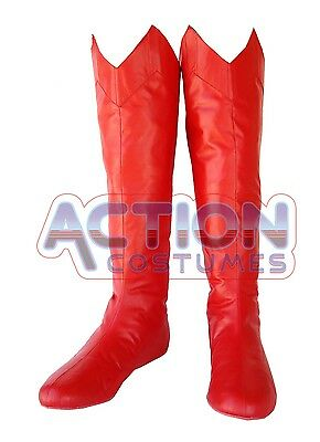 Superman Deluxe Boots 70´s Style