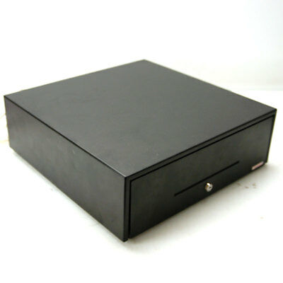 Cash Bases STD2000-0305RC Micro Black Cash Drawer 24 VDC Standard Base
