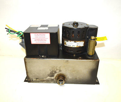 Beckett CB504ULHT Heavy-Duty 460V Condensate Pump Industrial Thermally-Protected