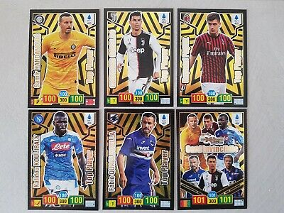 Panini Adrenalyn Xl Calciatori 2019 2020 20 Top Player Invincibile Scegli Card