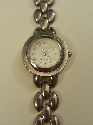 Ladies Ecclissi Sterling Silver Watch Really Pretty
