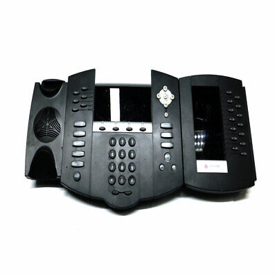 Polycom IP 670 Business Téléphone W/ Polycom IP Cem Couleur Extension Module