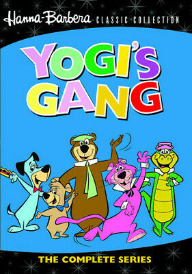 Hanna-Barbera Classic Collection: Yogi's Gang - The Complet DVD Region ALL DVD-R