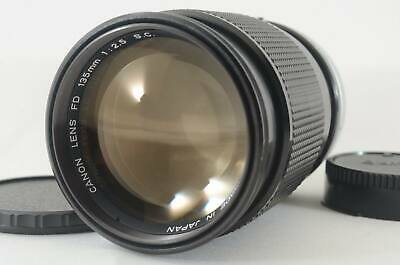 """Excellent"" Canon FD 135mm f/2.5 S.C. Manual Focus Lens 4308#J170716"