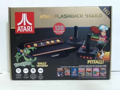 Atari AR3650 Flashback 9 Gold with 120 Built in Games $100 - READ