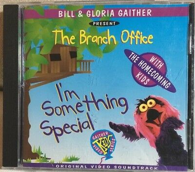 Gaither Kids  I'm Something Special CD Vestal Goodman George Younce Brand New