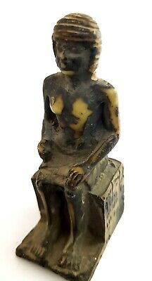 Rare Ahmose - Nefertari Statuette First Queen Of 18 Dynasty Rare Egypt Antiques