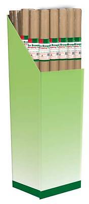 Brown Wrapping Kraft Parcel Paper 5M x 36 Rolls Wholesale