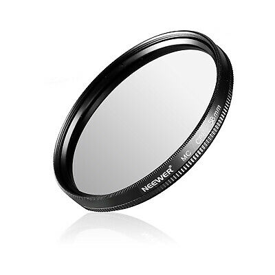 Neewer 58MM CPL Circular Polarizer Filter Multi-Coated for Camera Lens