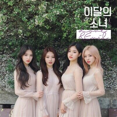 Loona love&evil Normal Ver Album