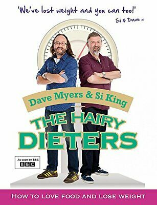 The Hairy Dieters - How to Love Food and Lose Weight, Hairy Bikers, Used; Good B
