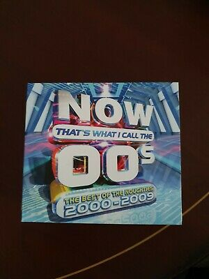 now thats what i call music 00s the best of the noughties 2000-2009