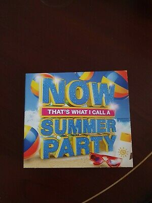 now thats what i call a summer party