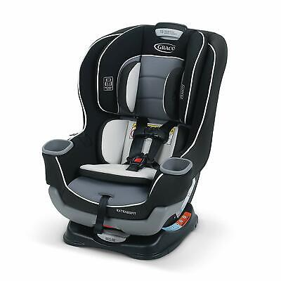 Graco Extend2Fit Convertible Car Seat, Gotham ,Brand New, Sealed Box