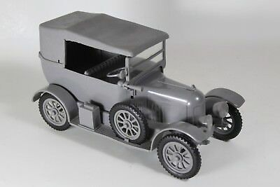 Tudor Rose Plastik Products Auto Oldtimer Grau Grey RAR 1:18 TOP (31)