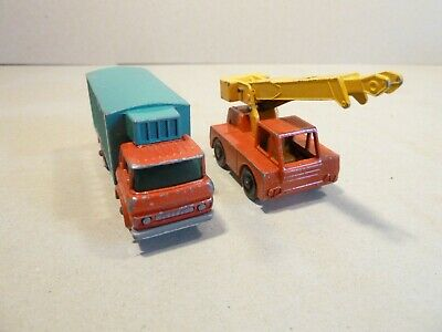 MATCHBOX LESNEY Nr. 42 & Nr. 44