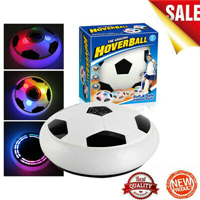 Toys for Boys LED Hover Disk Ball Toy 3 4 5 6 7 8 Year Old Baby Kids Xmas Gift