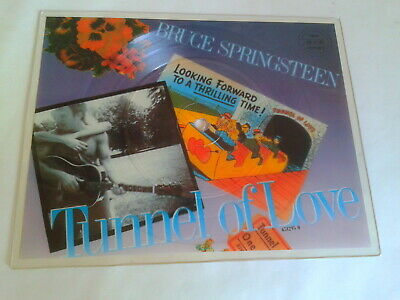Bruce Springsteen Tunnel of love/Two for the road,Shaped Picture disc vinyl 1987