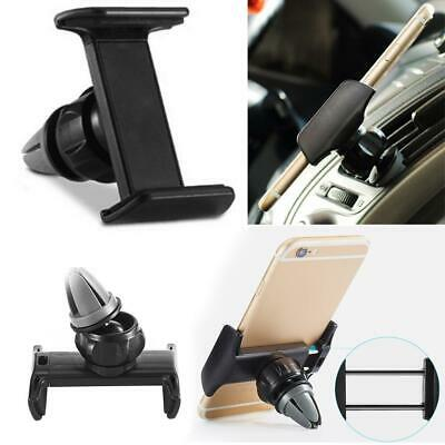 Universal Car 360° Rotating Air Vent Mount Cradle Stand Holder Cell Phone Rack