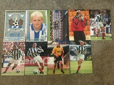 Panini Scottish Premier League Collection 98-99 Season 9 x Kilmarnock FC VGC