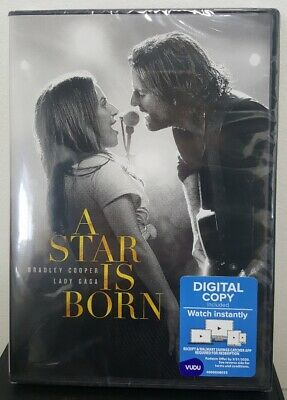 A Star is Born DVD