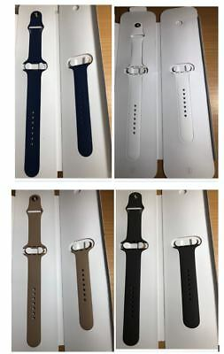 Genuine Authentic Apple Watch Sport Band 38mm 40mm 42mm  44mm PICK UR COLOR