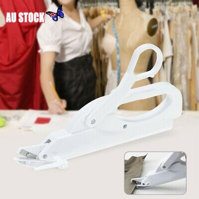 Electric Automatic Scissors DIY + Cordless Cutter Shears Fabric Paper Crafts New