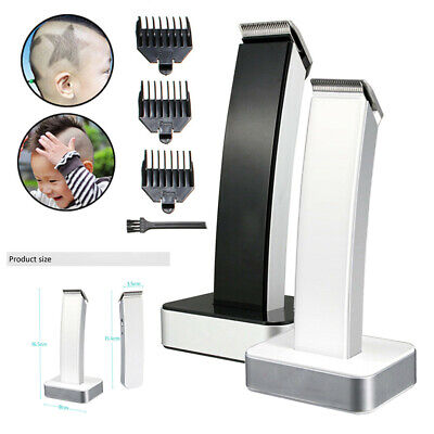 Hair Cut Rechargable Electric Cordless Beard Clippers Trimmer Shaver Razor Comb