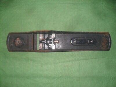 Vintage Stanley-Bailey No.5 for repair/parts only : Base/Bottom