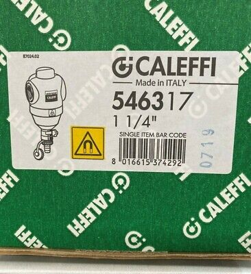 Caleffi Dirt Mag C/W Insulation Cover - 546317