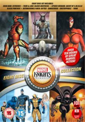 Marvel Knights: Collection DVD NEUF