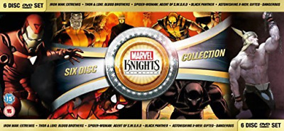 Marvel Knights DVD NEUF