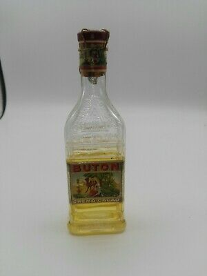 Miniature mignon minibottle liquore Button sigillo