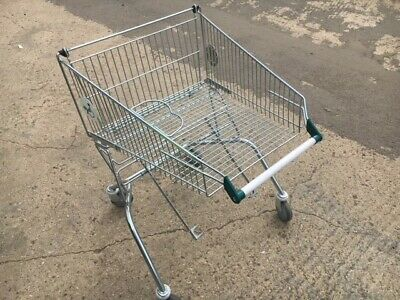 Supermarket shopping Trolley for wheelchairs