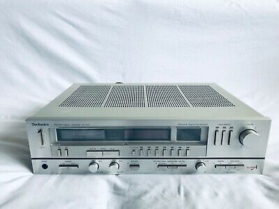 Technics SA-424 FM/AM Stereo Receiver. Made in Japan