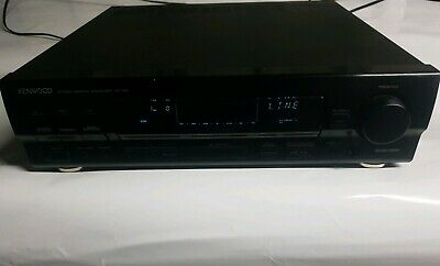 Kenwood GE-760 Stereo Graphic Equaliser Hi-Fi separate With Spectrum Display