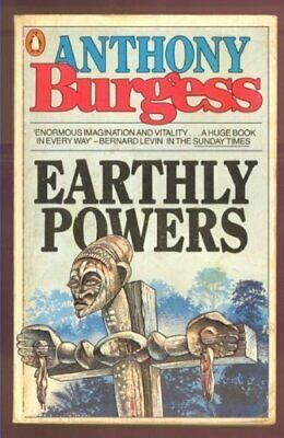 Earthly Powers by Burgess, Anthony 0140058966 FREE Shipping