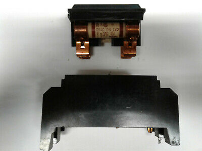 federal fuse box fpe federal pacific 50amp fuse holder box pullout with 2 shawmut  fpe federal pacific 50amp fuse holder