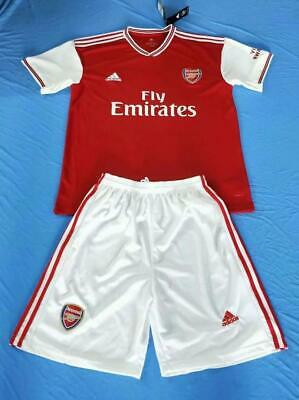 ARSENAL FC 2019/20 HOME ADULT FOOTBALL KIT - Large and Medium