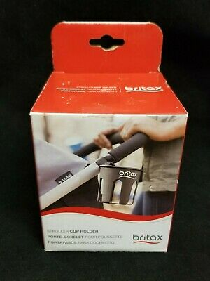 Britax Stroller Cup Holder S10794500 New in Box B-Free Pathway B-Agile B-Lively