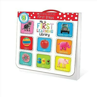 My First Learning Library, Hardcover by Scholastic Inc. (COR), Brand New, Fre...