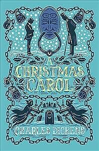 Christmas Carol, Paperback by Dickens, Charles, Brand New, Free P&P in the UK