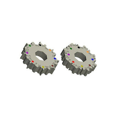 MULTIBEX-M6 Steel Spare part crimping jaws for HF connectors MULTIBEXM6 BEX
