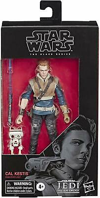 """Star Wars The Black Series Cal Kestis 6"""" Collectible Toy Action Figure Toy New"""