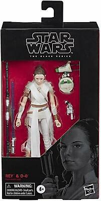 """Star Wars The Black Series Rey 6"""" Scale Collectible Toy Action Figure Toy New"""