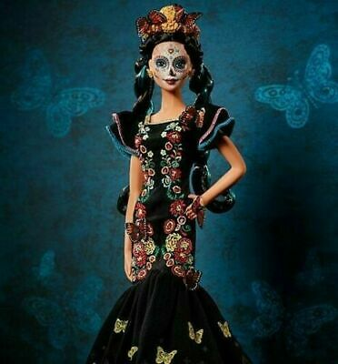 BARBIE Dia De Los Muertos Day of The Dead Doll IN HAND READY TO SHIP New in box