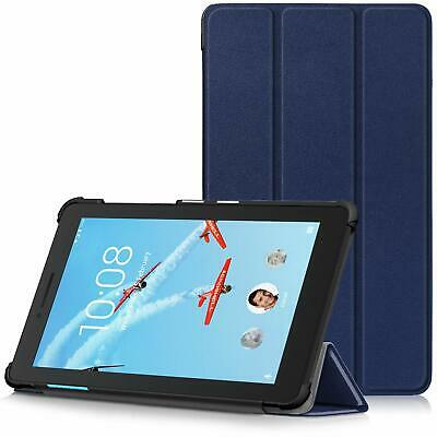 Ultra Slim Smart Leather Case Cover with Stand for Lenovo Tab E7 TB-7104F Tablet