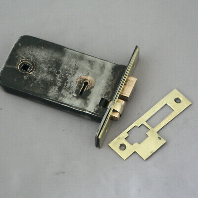 Antique Patented 4.5in Mortice Locks