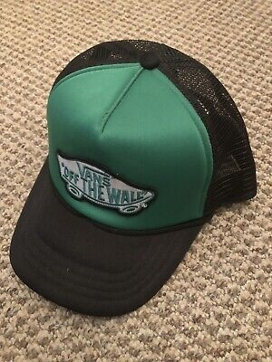 "Vans ""Off The Wall"" Trucker Cap"
